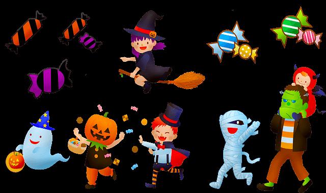Halloween 2018 - Prevención de Caries